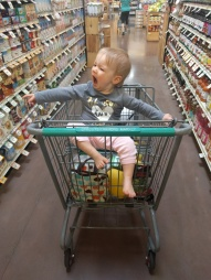 Shopping at Sprouts