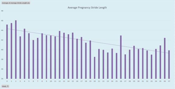 Stride Length
